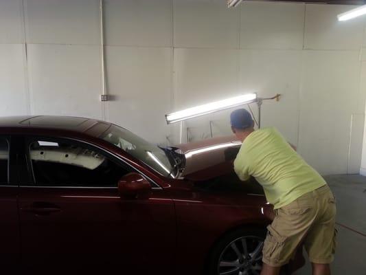 Top Notch Auto Hail Repair