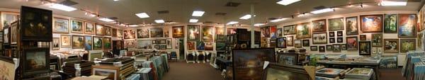 Fine Arts Warehouse Warehouse