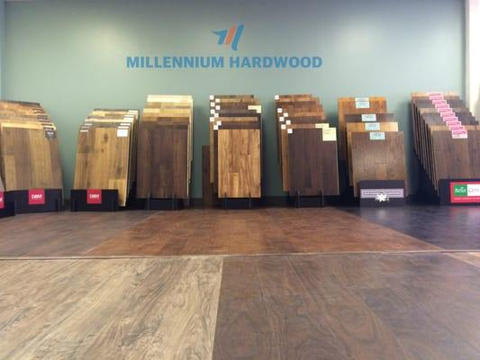 Millennium Hardwood