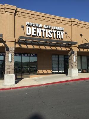 Provo Orem Family & Cosmetic Dentistry