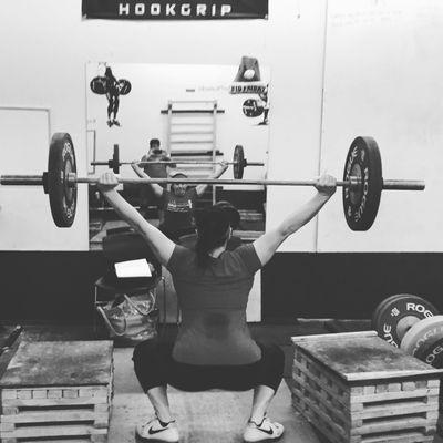 Olympia Weightlifting