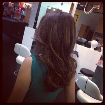 Hair by Kina Walker