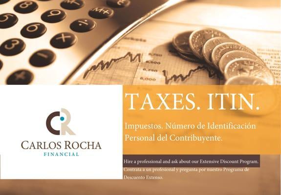Carlos Rocha Financial