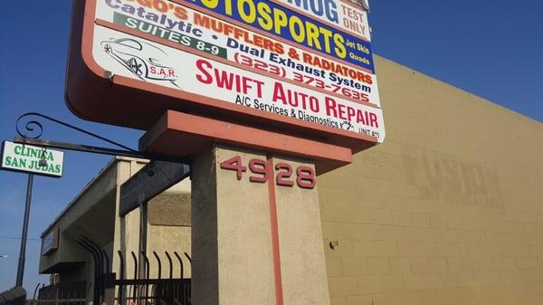 Swiftgirl AC Auto Diagnostic