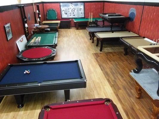 Best Buy Pool Tables