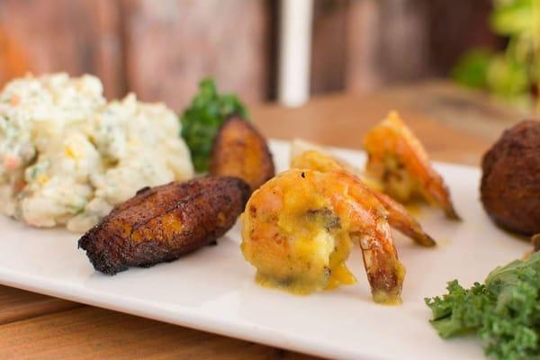 Roosters Carribean Tapas