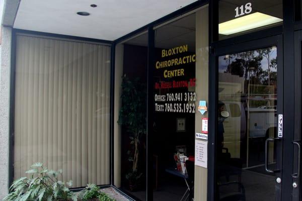 Bloxton Chiropractic Center