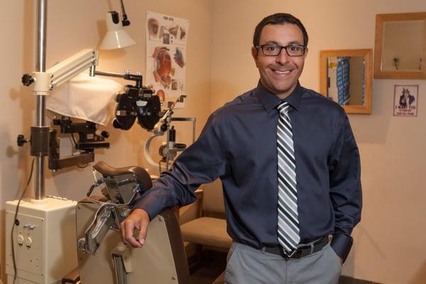 San Diego Vision Care Optometry: Joseph Toth, OD