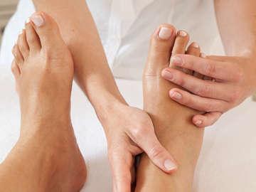 GG 777 Foot Massage