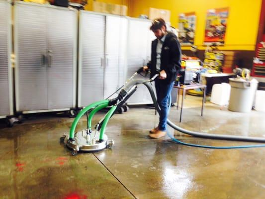 Alvarez Dirt Squad Power Wash
