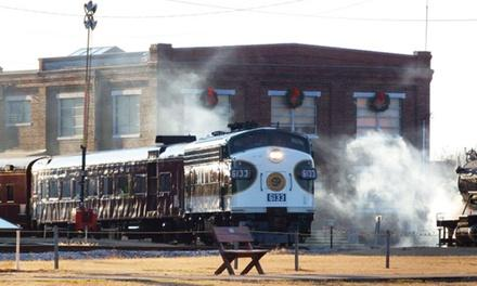 North Carolina Transportation Museum