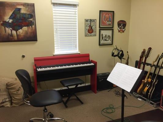 Texas Guitarville Music School