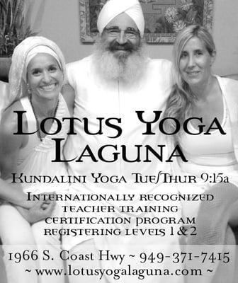 Lotus Yoga Laguna