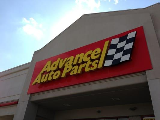 Advance Auto Parts Houston