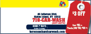Annadale 100% Hand Car Wash Coupons