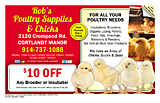 Poultry Supply Store