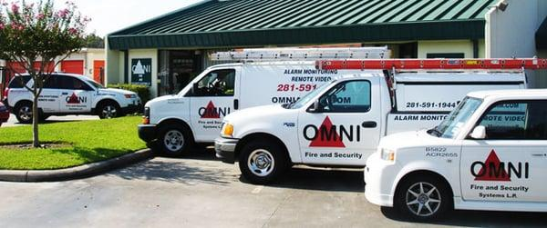Omni Fire and Security Systems