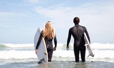 Surfin Fire Surf School