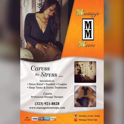 Massage Moore Spa