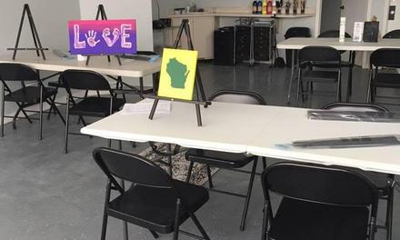 Studio E Art Studio