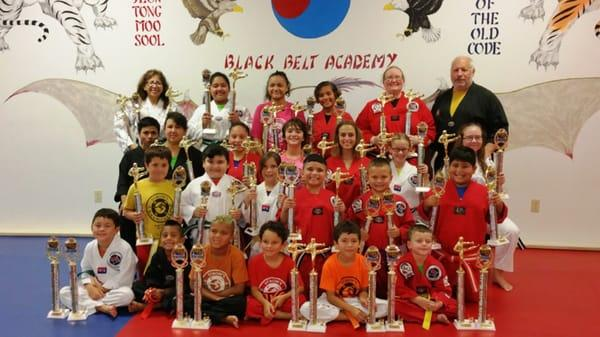 Strom's Black Belt Academy & FIT