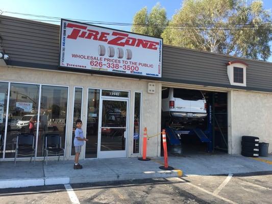 Tire Zone Covina