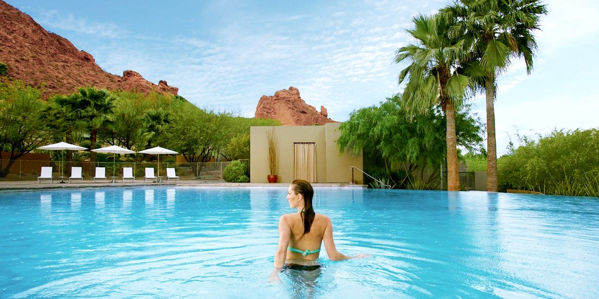 Sanctuary Spa at Sanctuary on Camelback Mountain Resort