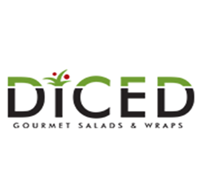 Diced Gourmet Salads & Wraps