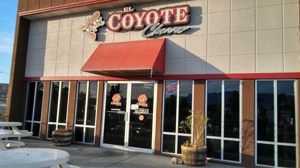 El Coyote Charro