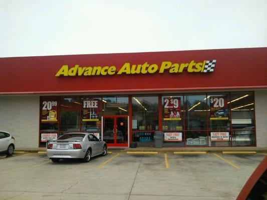 Advance Auto Parts Garner