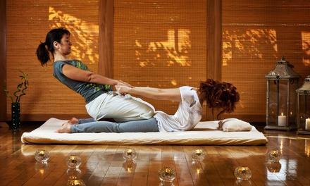 Traditional Thai Massage & Wellness