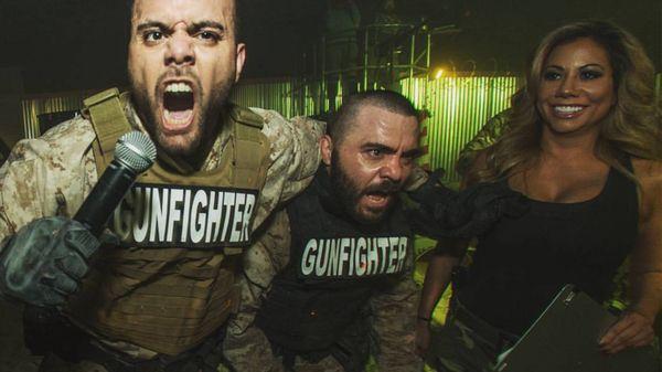 Las Vegas Gunfights