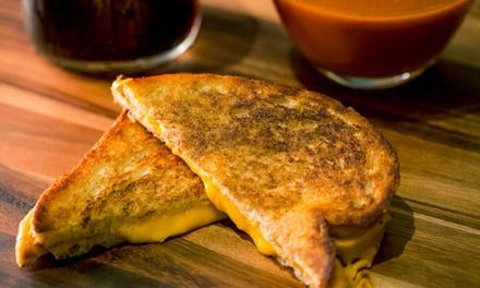 Cheddar Grilled Cheese Co.
