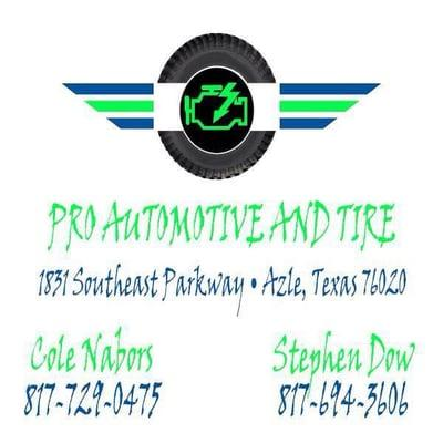 Pro Automotive And Tire