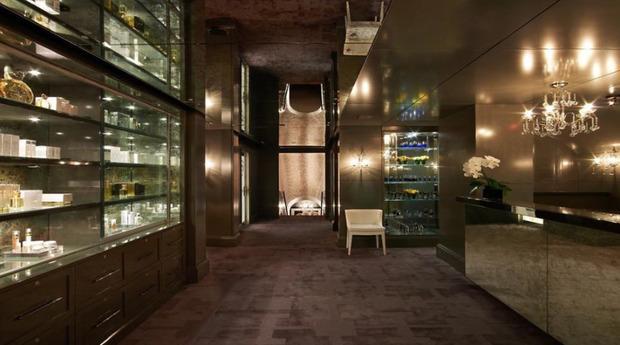 The Sisley-Paris Spa