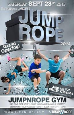 JumpNrope Gym