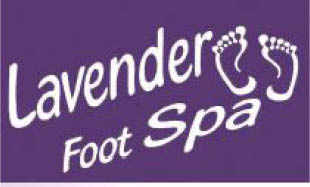 Lavender Foot Spa