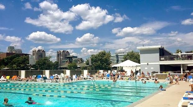 The Pool at Charles River Park
