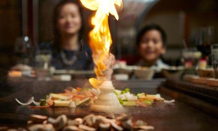 Sagano Japanese Bistro and Steakhouse