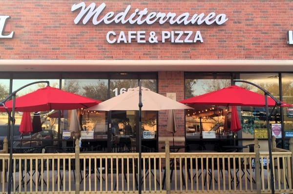 Mediterraneo Cafe & Pizza