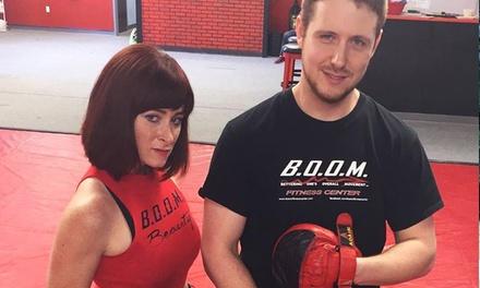Boom Fitness Center, LLC
