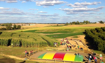 Trunnell's Family Fun-Acre & Farm Market