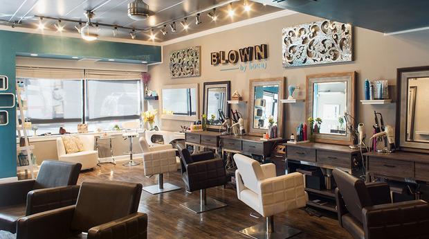 BLOWN by bocaj – Salon & Blowdry Bar