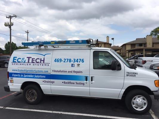 EcoTech Sprinkler Systems