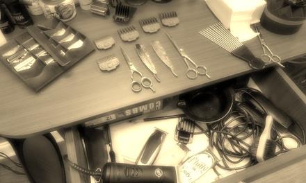 Upscale Barbershop