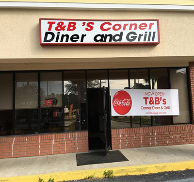 T & B's Corner Diner & Grill