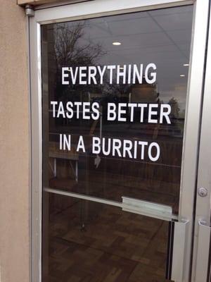 Pop's Burritos