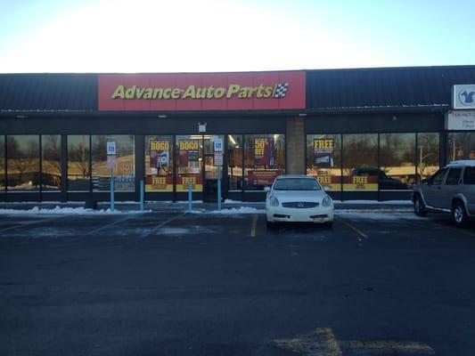 Advance Auto Parts Staten Island