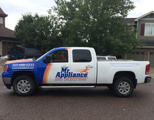 Mr. Appliance of Douglas County