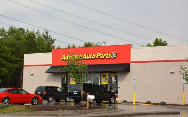 Advance Auto Parts Hickory